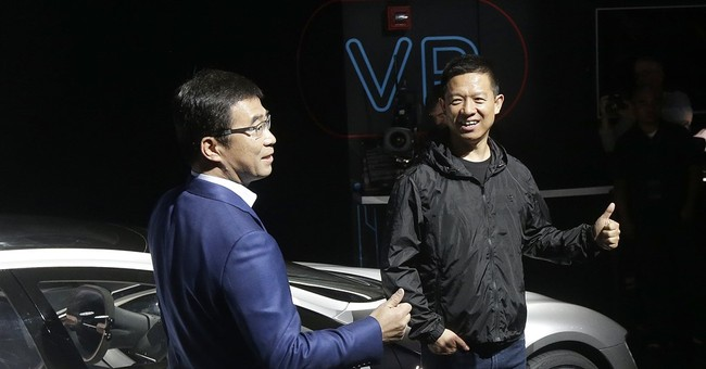 China's LeEco sets out to shake up US consumer tech market