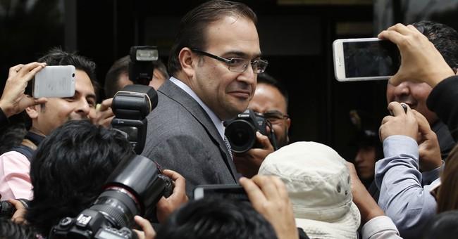 Mexico prosecutors hunt for ex-governor in corruption case