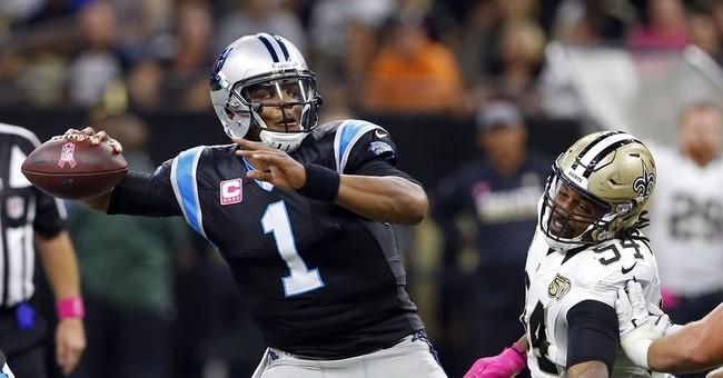 NFL evaluates Cam Newton hit, tweaks concussion protocol