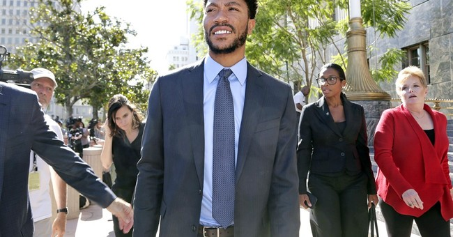 Derrick Rose wins big off the court, cleared in rape lawsuit