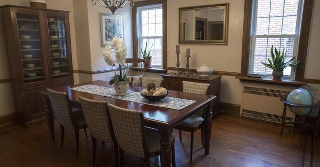 Auction of Trump's boyhood home postponed
