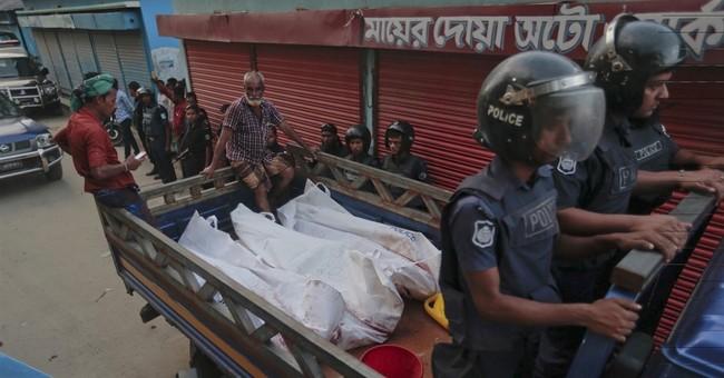 Bangladesh says attack investigation yielding results