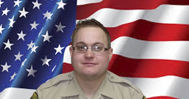 California sheriff's deputy shot to death while on the job
