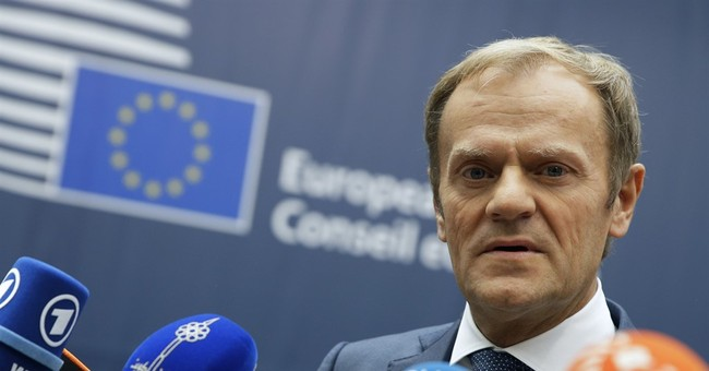EU leaders lash Russia over Syria but split on sanctions