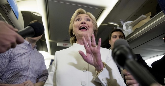 The Latest: Clinton super PAC has best fundraising month