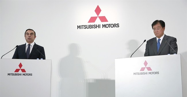 Nissan-Renault CEO Ghosn to chair troubled Mitsubishi Motors