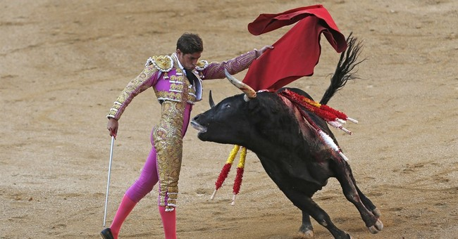 Spain's top court overturns Catalan bullfighting ban