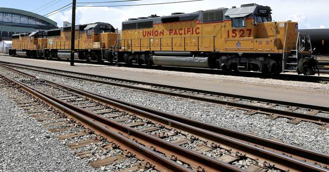 Union Pacific 3Q profit falls 13 percent as shipments slow