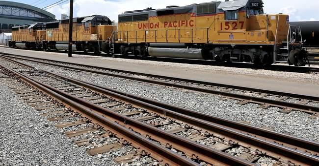 Union Pacific 3Q profit falls 13 percent as shipments slow