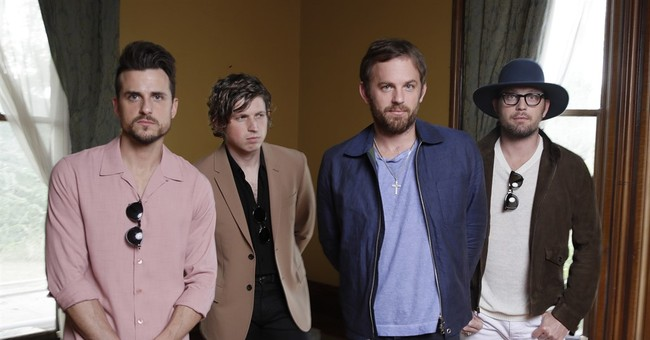 Rockers Kings of Leon find a challenge on new record
