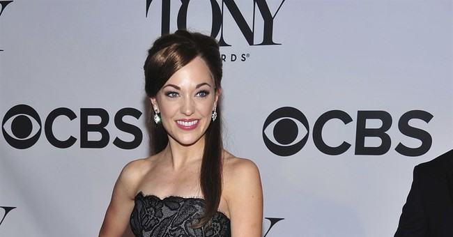 Laura Osnes hopes people will swing to 'Bandstand'