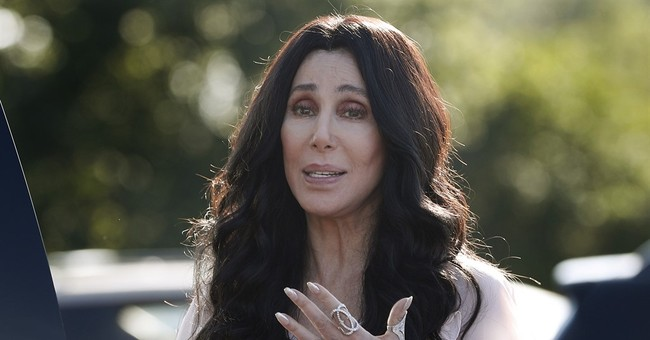 Cher talks Donald Trump, emojis and 'American Horror Story'