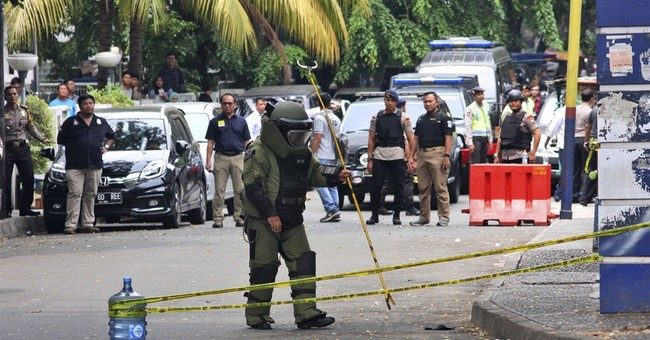 Militant in Jakarta attack dies from gun shot wounds