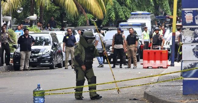 Militant in Jakarta attack dies from gun shot wounds