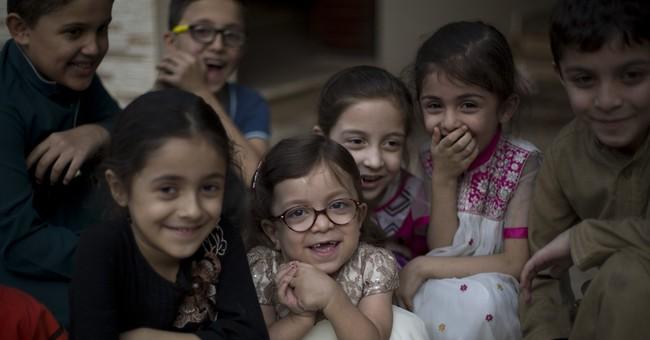 Desperate Pakistan family awaits US visa for 6-year-old girl