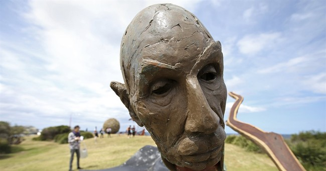 Image of Asia: Looking at Sculpture by the Sea in Sydney