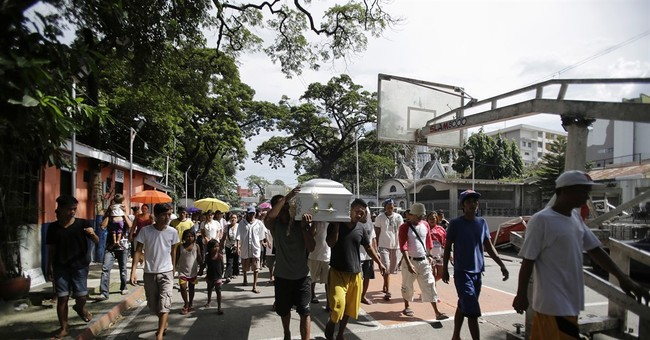 In Philippine drug war, a family struggles to stay safe