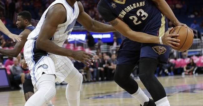 Davis returns with 33 points in Pelicans' last exhibition
