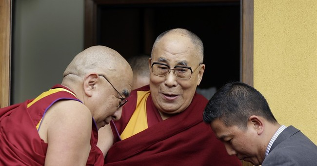 Milan honors Dalai Lama as citizen over China's objections