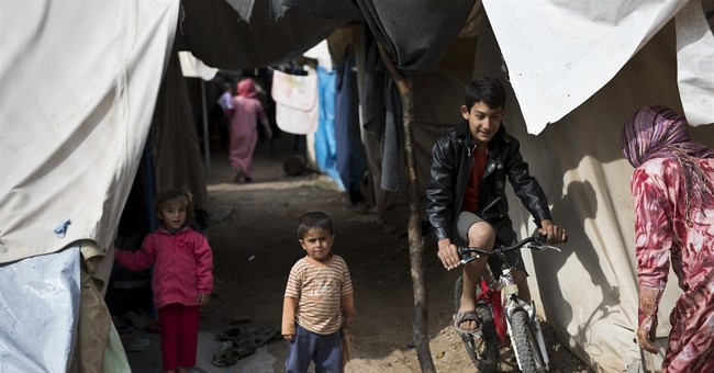 Aid group: Refugees facing 'appalling conditions' in Greece