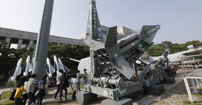 US, SKorea detect 2nd failed NKorean missile launch in week