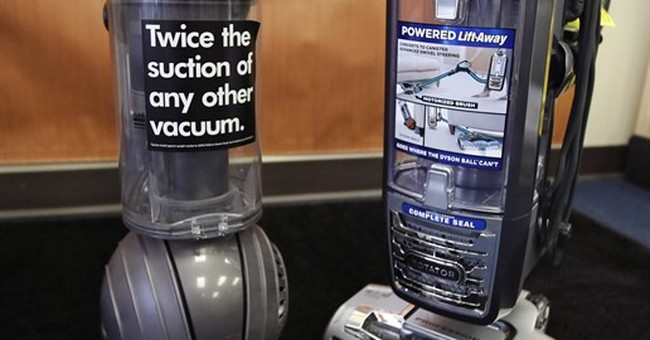 SharkNinja, Dyson end legal battle over advertising claims