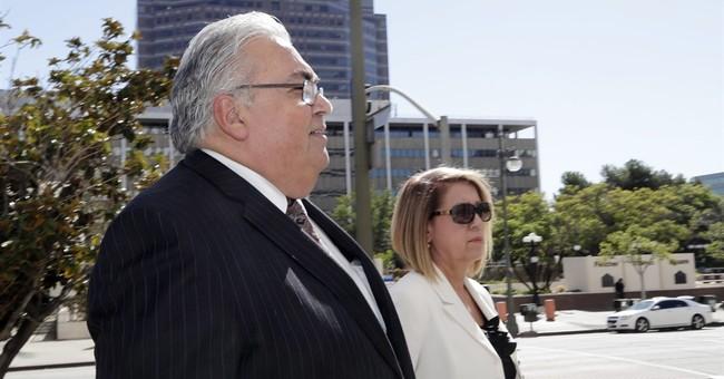 California politician shows little remorse, gets prison time