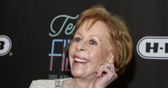 TV legend Carol Burnett signed to ABC sitcom project