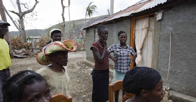 In Haiti, hopes dim for missing victims of Hurricane Matthew