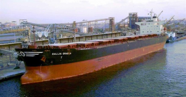 Greek shipping companies fined $1.5M for pollution, cover-up