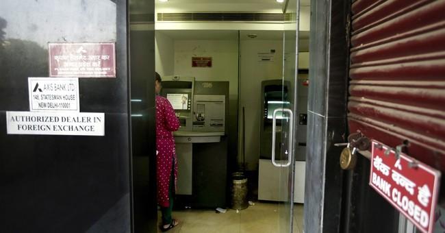 Indian bank authorities say 3.2 million debit cards hacked