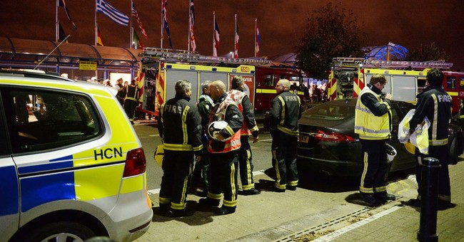 London City Airport declared safe after 'chemical incident'