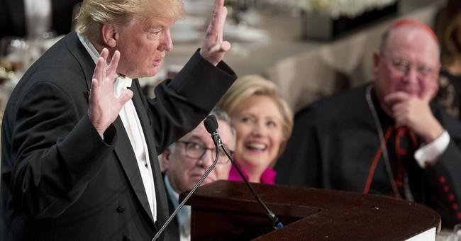 No regrets, Trump vows; Clinton pursues his supporters