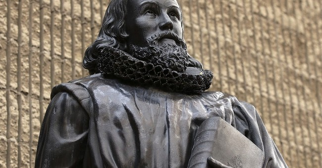 You can leave your hat on: Scholar says Puritans were sexy