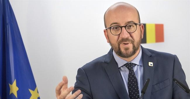 AP Sources: Belgium has Monday to end EU-Canada deal impasse