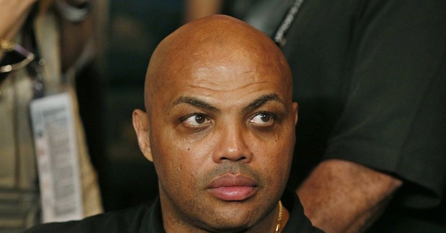 Charles Barkley has something to say about race in America