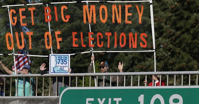 WHY IT MATTERS: Money in Politics