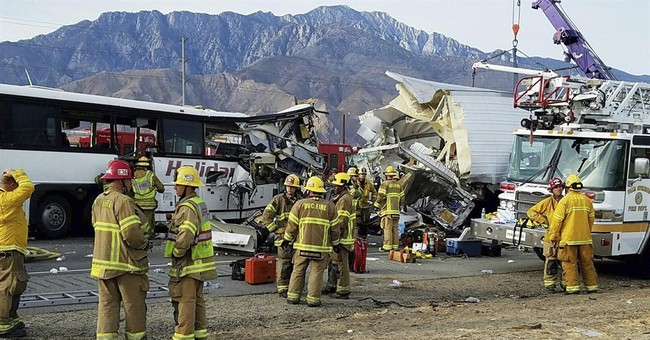 Deadly crashes involving US casino buses since late 1990s