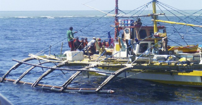 Duterte: Filipinos 'may' be able to return to disputed shoal