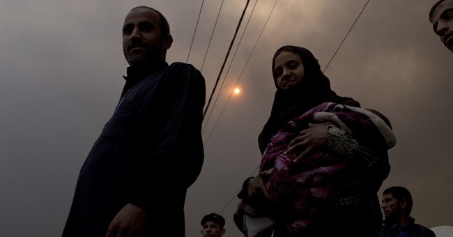 Correction: Iraq story