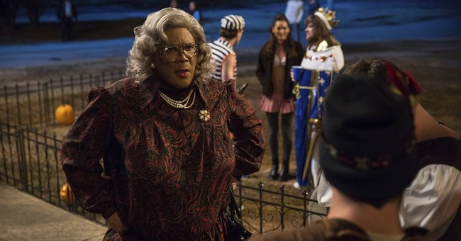 Tyler Perry's 'Madea' tops Cruise's 'Jack Reacher' sequel