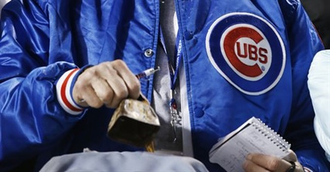 The Latest: Cubs fans hit the streets after NLCS victory
