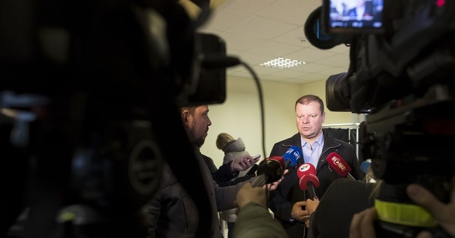 Agrarian newcomers claim victory in Lithuanian election