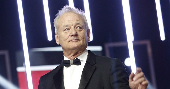 The Latest: Bill Murray receives prize at Kennedy Center