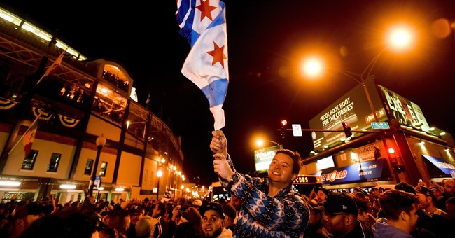 Overjoyed Chicago Cubs fans turn attention to World Series
