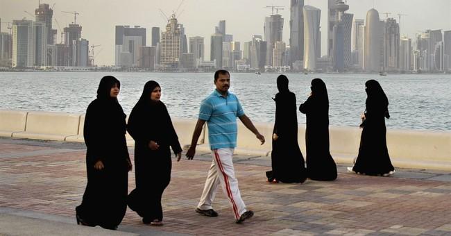 Qatar announces 1st 'work-related' World Cup stadium death
