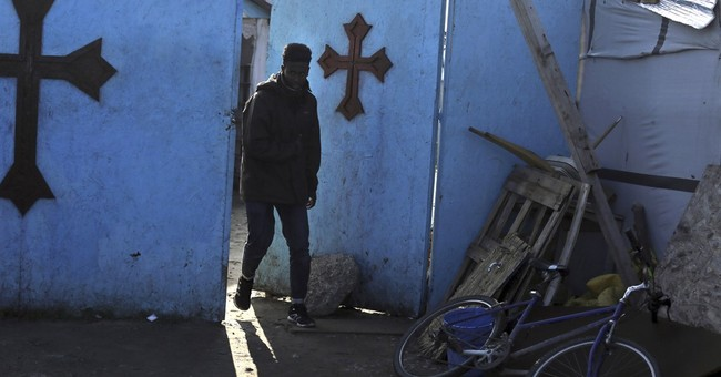 Fear and questions hang over doomed French migrant camp