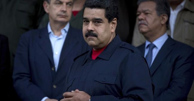 Maduro's opponents fan flames of Venezuela birther debate