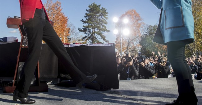 Clinton, Warren: Campaign partners eying complicated future