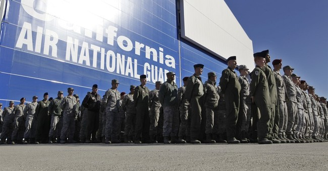 Guard seeks federal aid for soldiers told to return bonuses